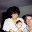 Grandma, Janice and Baby Spencer